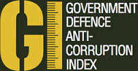 Gouvernment Defence anti corruption index